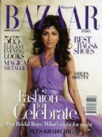 Harpers Bazaar Magazine [India] (October 2009)