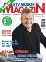 Kétheti RTV Műsormagazin Magazine [Hungary] (19 November 2018)