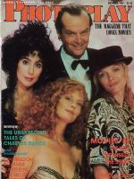 Photoplay Magazine [United Kingdom] (December 1987)