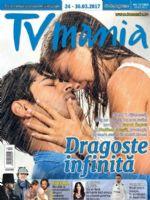 TV Mania Magazine [Romania] (24 March 2017)