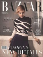 Harper's Bazaar Magazine [India] (November 2015)