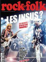 Rock & Folk Magazine [France] (January 2017)