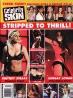 Celebrity Skin Magazine [United States] (February 2008)