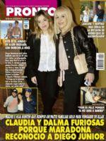 Paparazzi Magazine [Argentina] (31 August 2016)