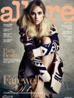 Allure Magazine [South Korea] (December 2014)