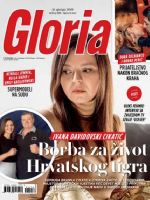 Gloria Magazine [Croatia] (31 January 2019)