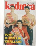 Kadinca Magazine [Turkey] (April 1991)