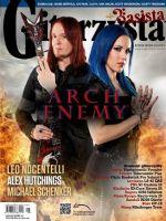 Gitarzysta Magazine [Poland] (August 2014)
