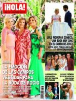 Hola! Magazine [Spain] (14 September 2016)