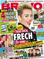 Bravo Magazine [Germany] (27 May 2014)