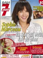Télé 7 Jours Magazine [France] (7 July 2012)
