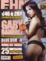 FHM Magazine [Mexico] (September 2006)