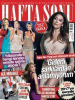 Haftasonu Magazine [Turkey] (21 December 2016)