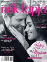 Nõk Lapja Magazine [Hungary] (9 May 2018)