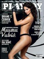Playboy Magazine [Slovenia] (December 2015)