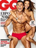 GQ Magazine [Russia] (June 2016)