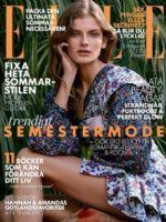 Elle Magazine [Sweden] (July 2017)