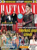 Haftasonu Magazine [Turkey] (18 November 2015)