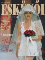 Esküvői Divat Magazine [Hungary] (December 1998)