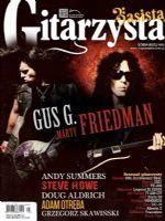 Gitarzysta Magazine [Poland] (May 2014)