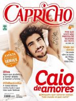 Capricho Magazine [Brazil] (22 September 2013)