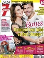 Télé 7 Jours Magazine [France] (11 August 2012)