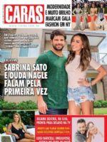 Hola! Magazine [Brazil] (13 May 2016)