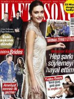 Haftasonu Magazine [Turkey] (20 April 2016)