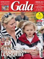 Gala Magazine [France] (27 June 2018)