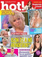 HOT! Magazine [Hungary] (17 May 2018)