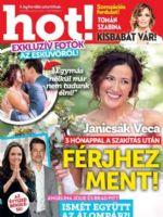 HOT! Magazine [Hungary] (31 August 2017)