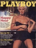 Playboy Magazine [Germany] (November 1992)