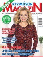Kétheti RTV Műsormagazin Magazine [Hungary] (9 September 2019)