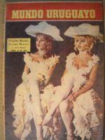 Mundo Uruguayo Magazine [Uruguay] (26 January 1966)