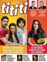 Tititi Magazine [Brazil] (7 April 2017)