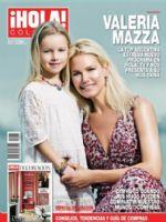 Hola! Magazine [Colombia] (20 November 2014)