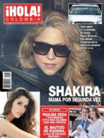 Hola! Magazine [Colombia] (8 February 2015)