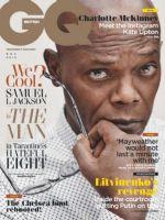 GQ Magazine [United Kingdom] (December 2015)