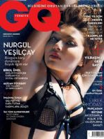 GQ Magazine [Turkey] (December 2012)
