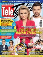 Tele Tydzień Magazine [Poland] (11 October 2019)