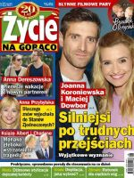 Zycie na goraco Magazine [Poland] (10 July 2014)