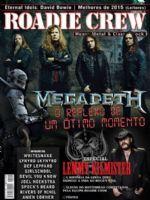 Roadie Crew Magazine [Brazil] (February 2016)