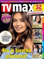 TV Max Magazine [Slovakia] (6 October 2017)