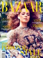 Harper's Bazaar Magazine [India] (June 2018)