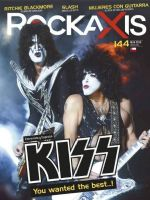 Rockaxis Magazine [Chile] (April 2015)