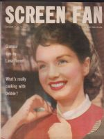 Screen fan Magazine [United States] (October 1954)