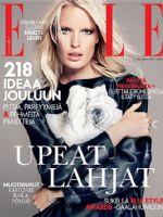 Elle Magazine [Finland] (December 2011)