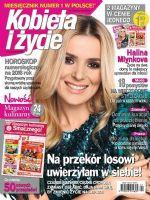 Kobieta i zycie Magazine [Poland] (January 2016)