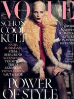Vogue Magazine [Germany] (November 2014)