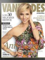 Vanidades Magazine [Argentina] (16 September 2014)